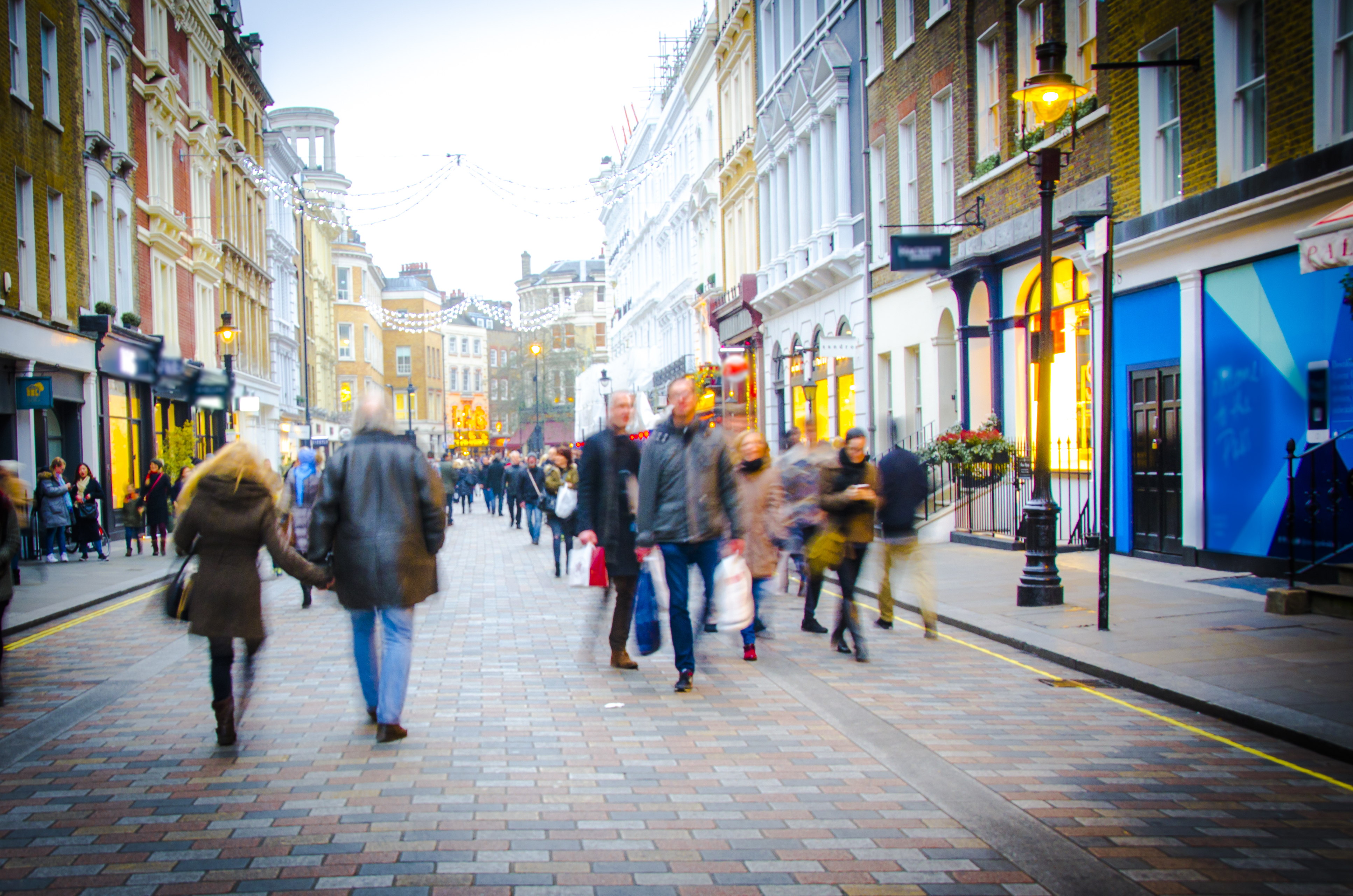 Energising A Well-Known High Street Retailer