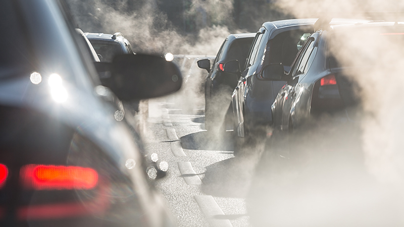 Reducing Air Pollution From Transport