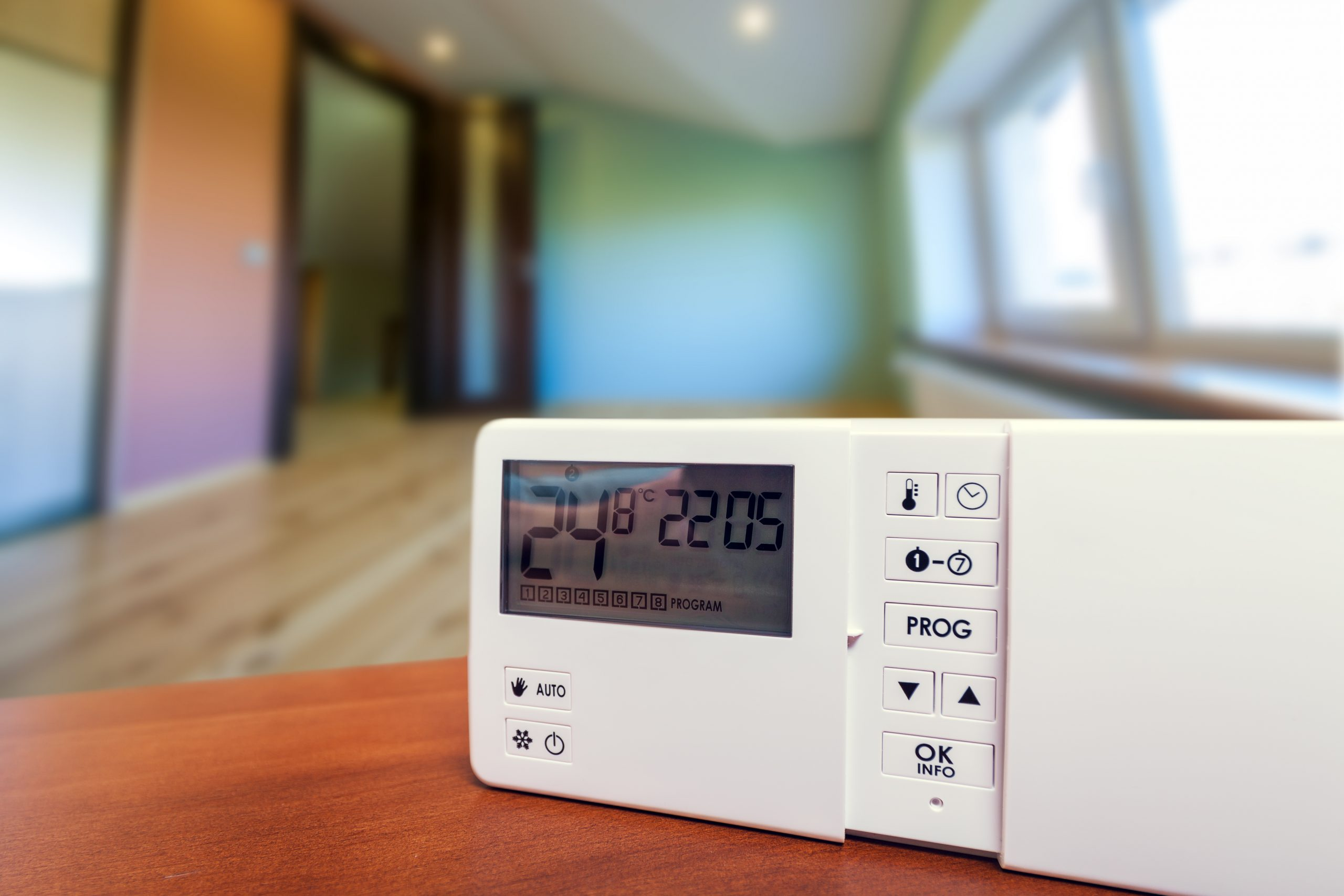 thermostat business energy